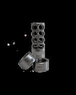 White Oak 4-STAR Muzzle Brake Assembly