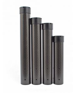 White Oak Carbon Fiber Float Tubes